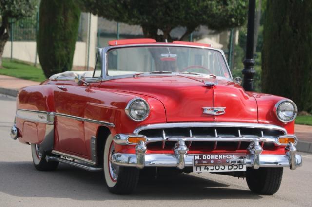 Chevrolet Bel Air ocasión segunda mano 1953 Gasolina por 43.850€ en Málaga