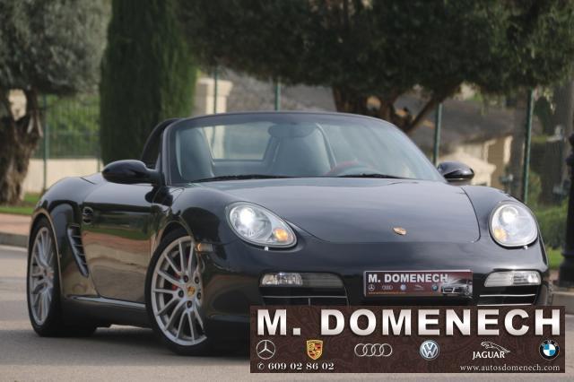Porsche Boxster ocasión segunda mano 2006 Gasolina por 28.980€ en Málaga