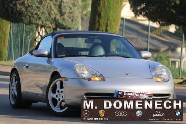 Porsche 911 Cabrio ocasión segunda mano 2000 Gasolina por 28.790€ en Málaga