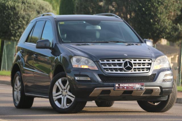 Mercedes Benz Clase ML ocasión segunda mano 2014 Gasolina por 24.700€ en Málaga