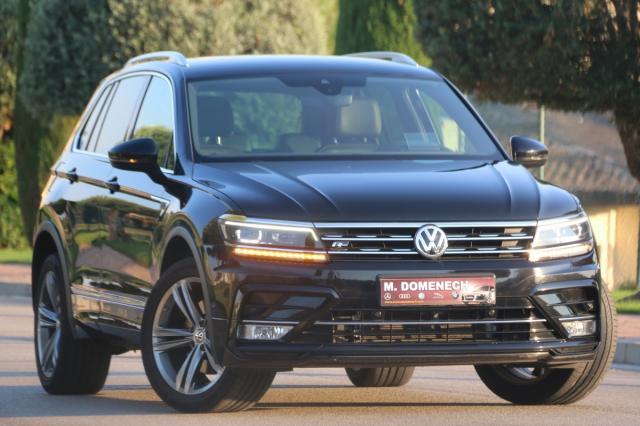 Volkswagen Tiguan ocasión segunda mano 2017 Diésel por 33.900€ en Málaga