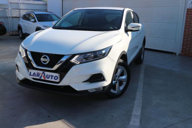 Nissan Qashqai ocasión segunda mano 2019 Diésel por 19.500€ en Málaga