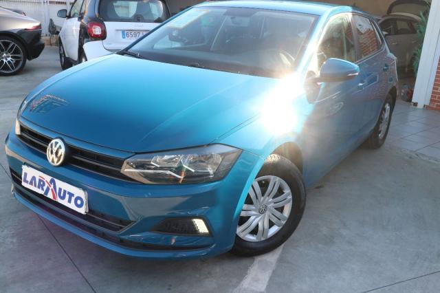 Volkswagen Polo ocasión segunda mano 2018 Gasolina por 10.600€ en Málaga