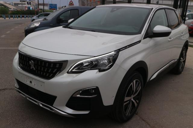 Peugeot 3008 ocasión segunda mano 2017 Diésel por 18.900€ en Málaga
